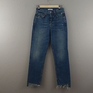 GRLFRND | helena straight jean in close to you